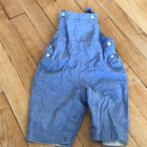Baby Gap Soft Denim Overalls
